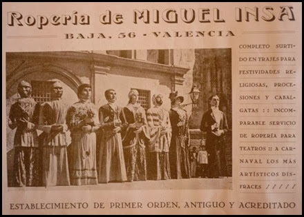 Anuncio Casa Insa 1928