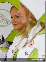 Paddock Girls GP Generali de la Comunitat Valenciana 06 November 2011 Comunitat Valenciana Valencia (13)