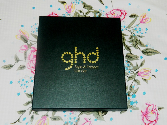GHD Style and Protect Gift Set Straightners Hair Haircare Brush