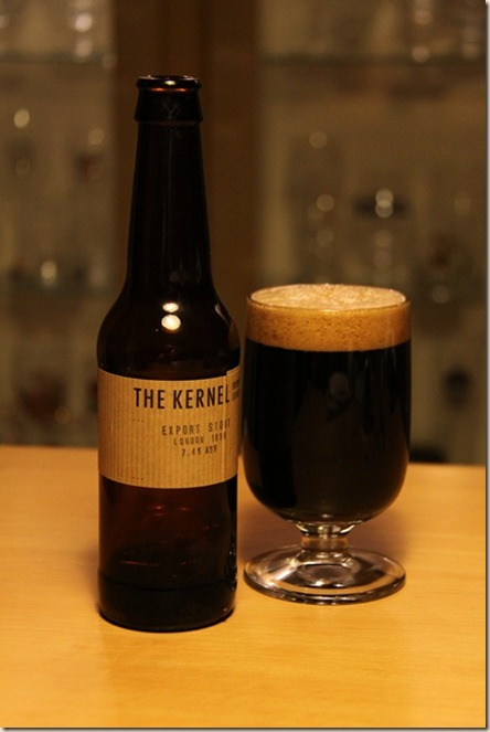 the kernel export stout g&b