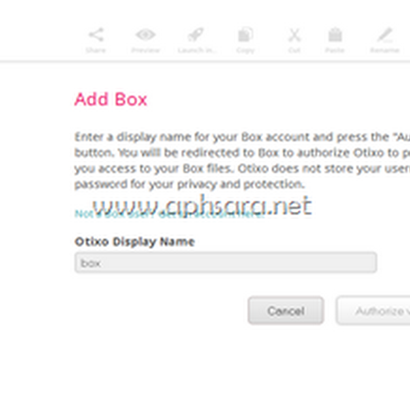 Dropbox, Picasa, Box, Google Docs และอื่น ๆ จัดการได้ในที่เดียว