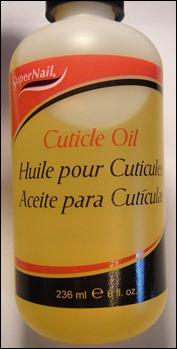 Super Nail Cuticle Oil