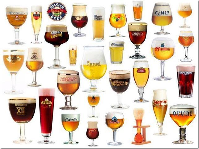 cerveja copos
