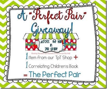 perfect pair giveaway