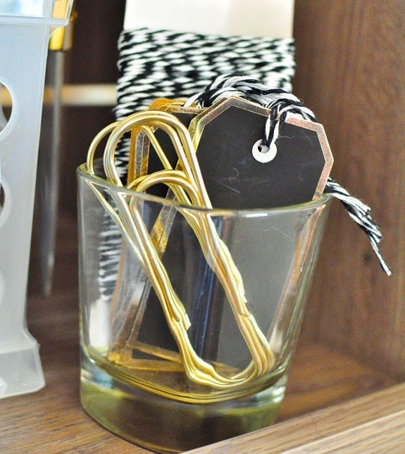 #DIY $3 Craft Ribbon Storage with Built In Dispenser