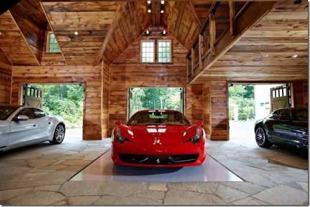 Uma garagem incrível (1)
