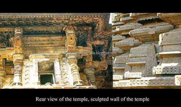Rear view of the temple_mahalakshmi-temple