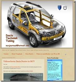 De Dacia Site van Nederland 06