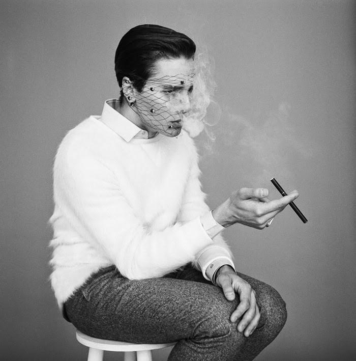 Xavier Dolan / fotograf Shayne Laverdière