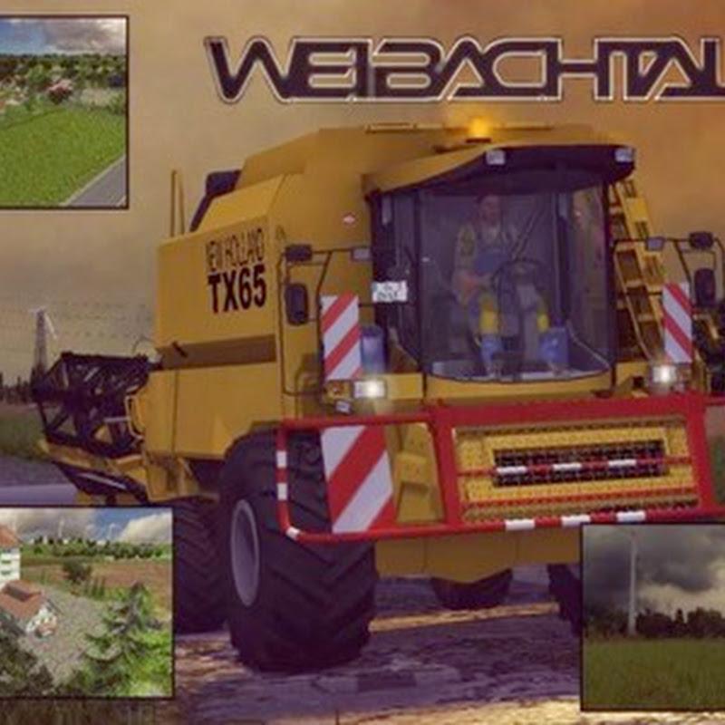 Farming simulator 2013 - Weibachtal v 1.0