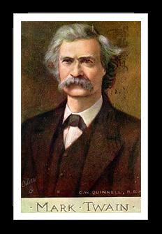 Mark Twain quotations   Public Opinion Mark Twain quotations