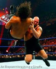 Bigshow thrashes Khali