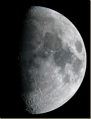 19 April 2013 Moon