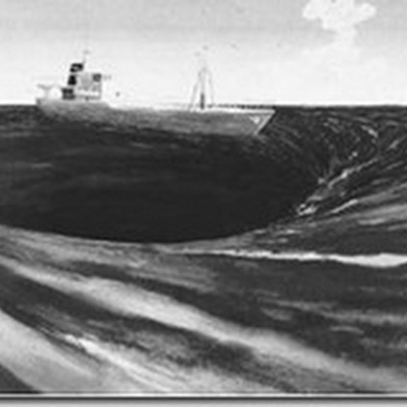 Benarkah Segitiga Bermuda Miliki Lorong Waktu Istana Setan ?