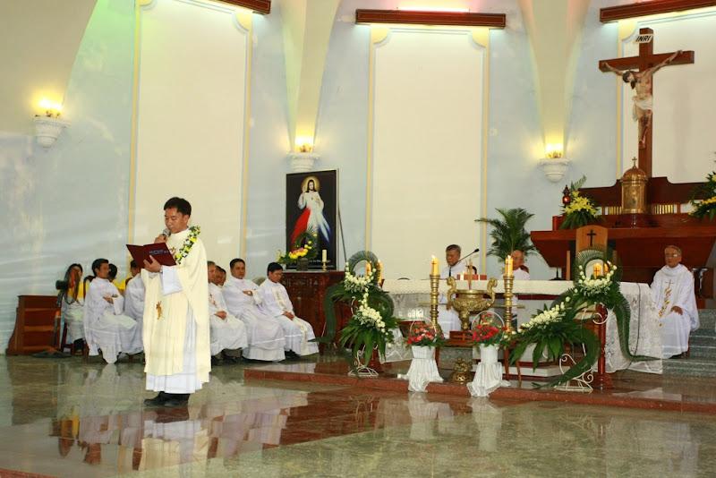 Lễ tạ ơn Tân linh mục