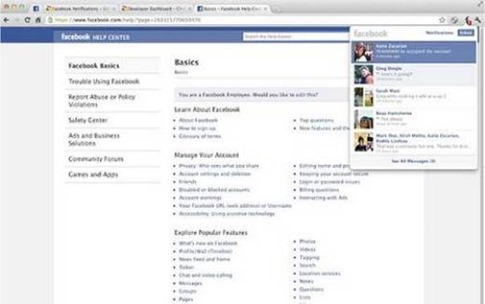 08. Facebook Notificaciones