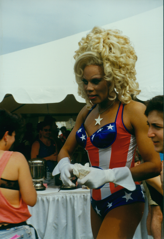 March on Washington. RuPaul. April 25, 1993.