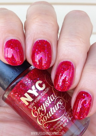 NYC New York Color Ruby Queen (shade)