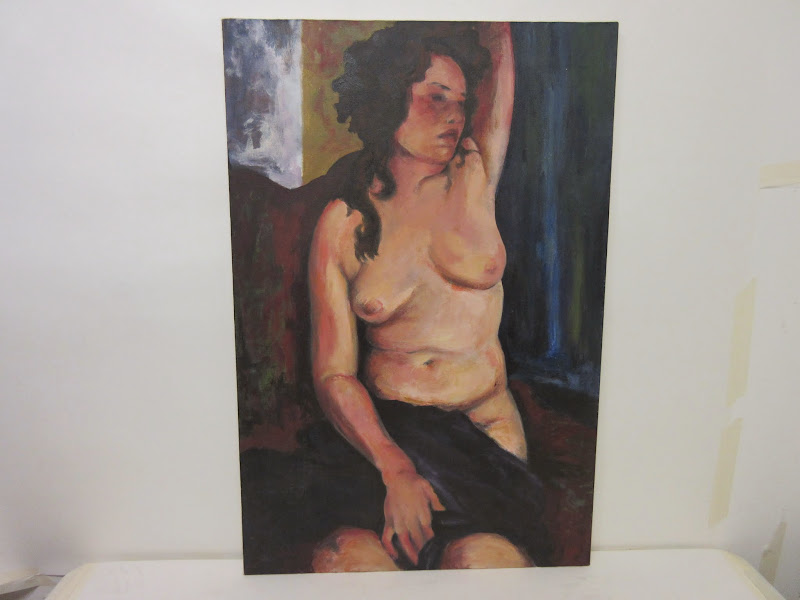 Nude Painting 1
