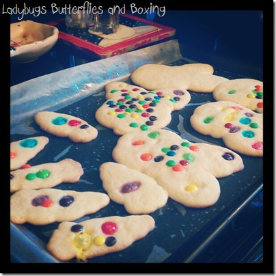 Hoppy Easter Cookies 4-8-2012