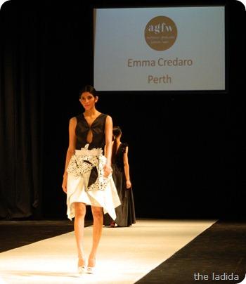 Emma Credaro - AGFW Fashion Show (3)