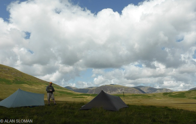 TRAILSTARS ABOVE WASDALE
