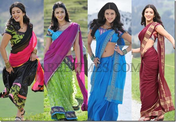 Shruti_Haasan_Designer_Sarees