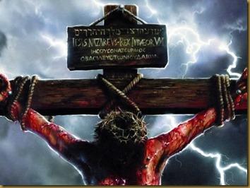 JESUS EN CRUZ