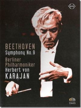 Karajan Beethoven 9 DVD 1977