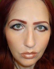 LORAC Unzipped Gold Look 2_2