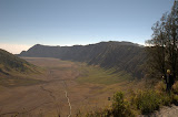 Tengger caldera - from the drive to Ranu Pani (Wolfgang Piecha, June 2007)