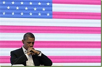 obama pink america