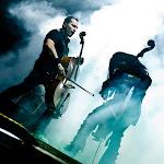 Apocalyptica @ Rock Area Festival 2010
