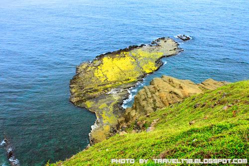 澎湖旅遊七美小台灣