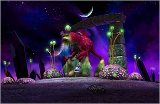 Daglas Alien Safari 2  Spore