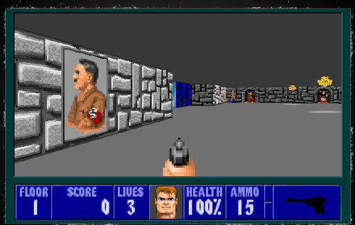 Wolfenstein 3D-05