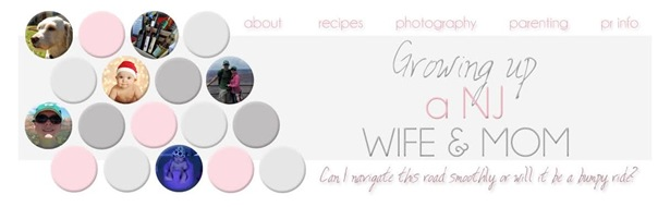 Natalie blog header