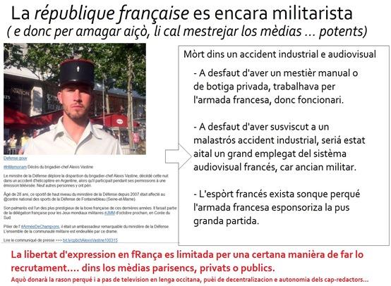 militar francés
