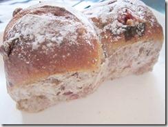 tous les jours cranberry bread, 240baon