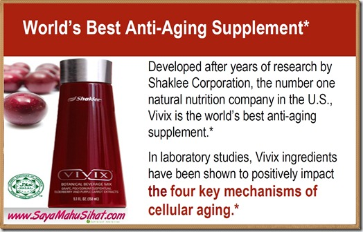 World Best Anti Aging Supplement_Vivix