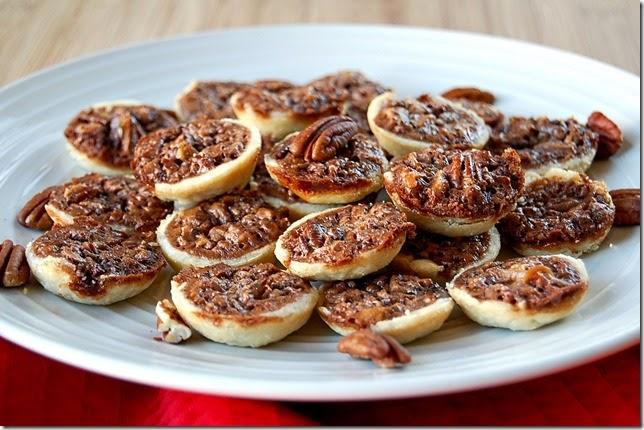 Chocolate Pecan Pie Tarts3