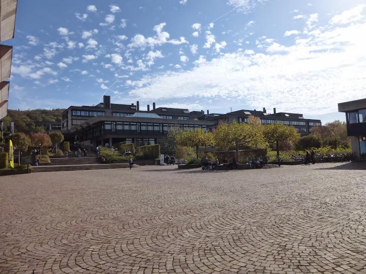 チューリッヒ大学メイン・キャンパス