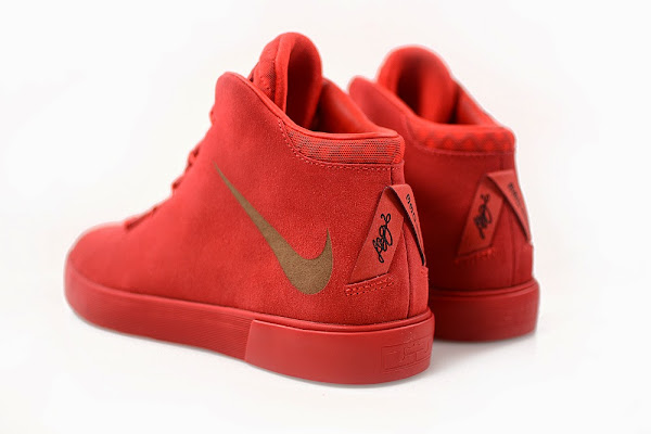 8220Challenge Red8221 LeBron XII NSW Lifestyle Drops in Europe This Week