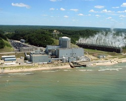 Planta nuclear de Palisades de Michigan