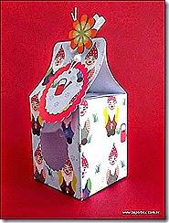 Geschenkverpackung-Süßigkeitenbox 2