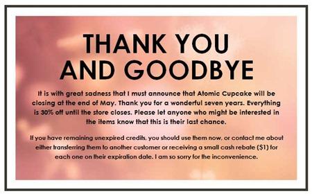 atomic cupcake