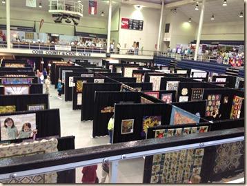 Cobb County Quilt Show