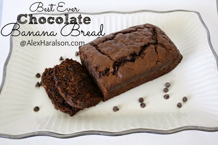 Chocolate Banana Bread29