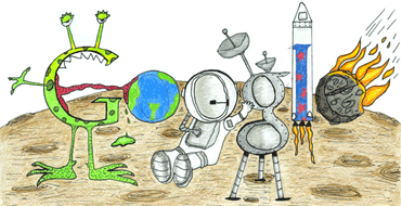 Doodle4Google US Winner-Google Logo
