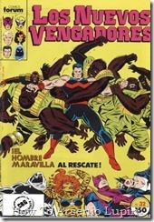P00032 - Los Nuevos Vengadores #32